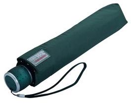 Green Automatic Compact Umbrellas