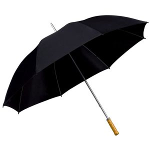 Black budget Golf umbrella