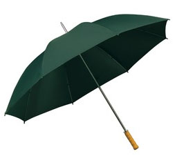 forest green budget Golf umbrella