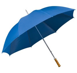 Light Blue budget Golf umbrella