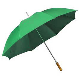 Light Green budget Golf umbrella