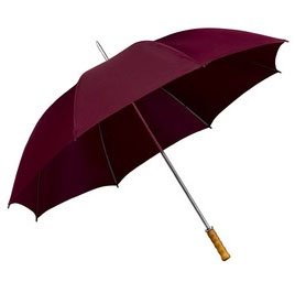 Maroon budget Golf umbrella