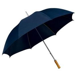 Navy budget golf umbrella
