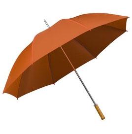 Orange budget Golf umbrella