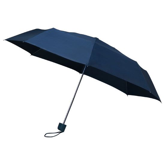 Navy Telescopic Umbrella