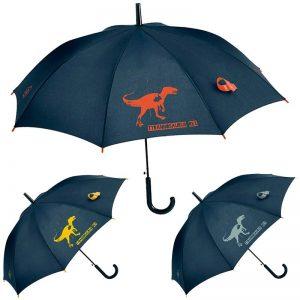 Kids Automatic Dinosaur Umbrella