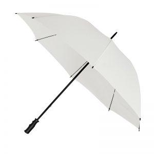 White budget Golf umbrella