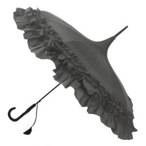 Grey Pagoda Umbrella