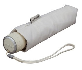 Ivory Manual Compact Umbrella