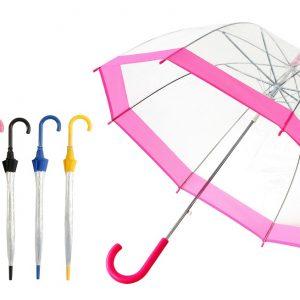 clear dome umbrellas