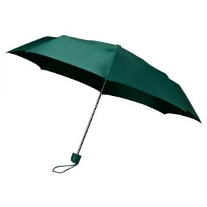 Green Telescopic Umbrella