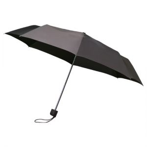 Grey Telescopic Umbrella