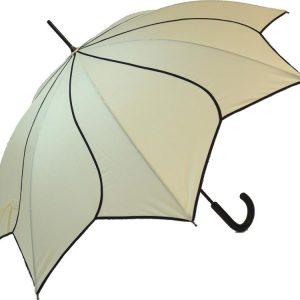Cream Petal Umbrella