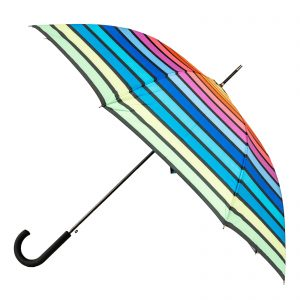 wholesale price horizontal rainbow umbrella